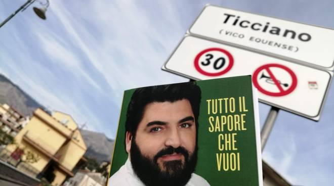 Antonino Cannavacciulo torna nella sua Ticciano