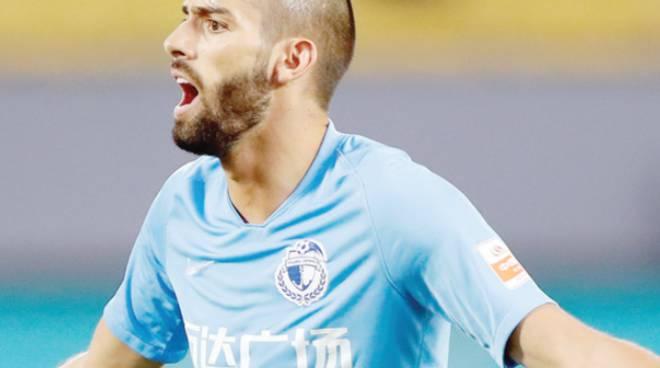 Carrasco pronto per il Napoli -L'ala belga vuole lasciare la Cina e tornare in Europa