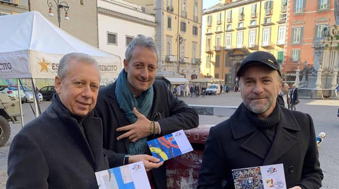 Risultati immagini per NAPOLI CONCERTO DELLA NOTTE DELL'ARTE