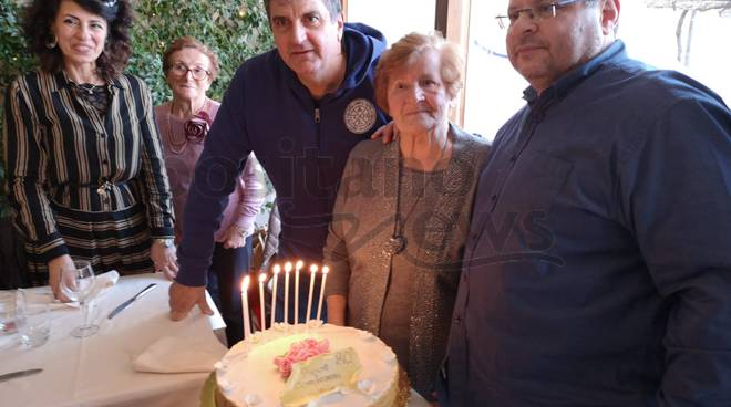 Gli 80 anni Rosetta