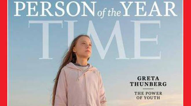 greta thunberg person of the year