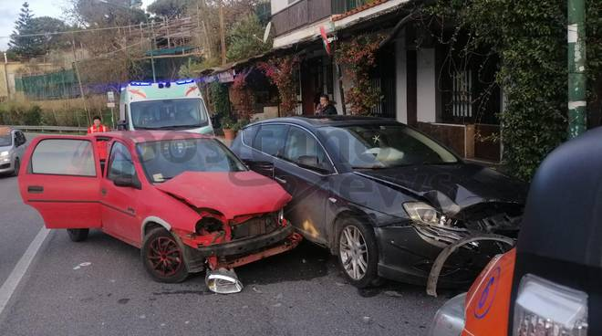 incidente colli san pietro