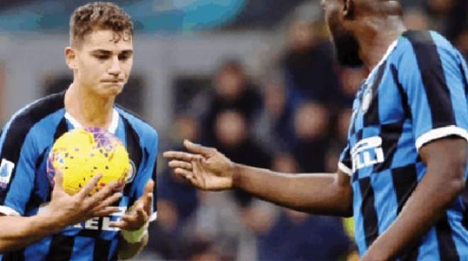 Inter,Esposito il marcatore piu' giovane dopo Corso