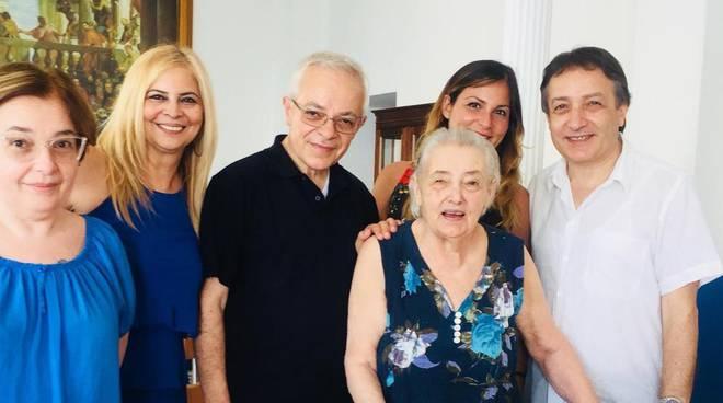 lutto madre arcivescovo alfano