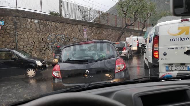 maltempo traffico penisola