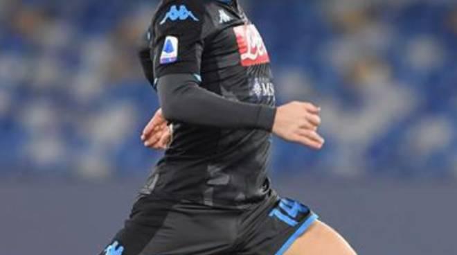Napoli,Mertens rinnovo ancora lontano .Rifiuta il passaggio al Borussia Dortmund