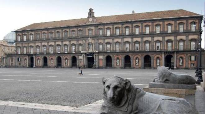 Napoli, Palazzo Reale.