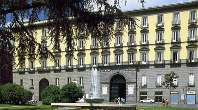 Napoli, Palazzo San Giacomo