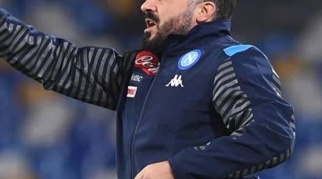 Napoli,Ringhio Gattuso- risaliremo la collina con forza e determinazione