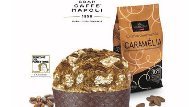 Panettone gran caramellia Castellammare