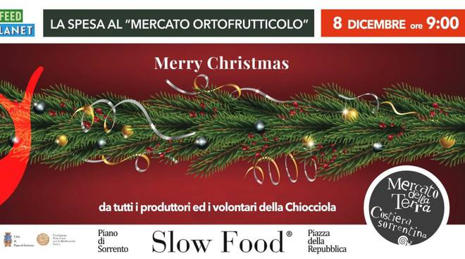 piano di sorrento slow food
