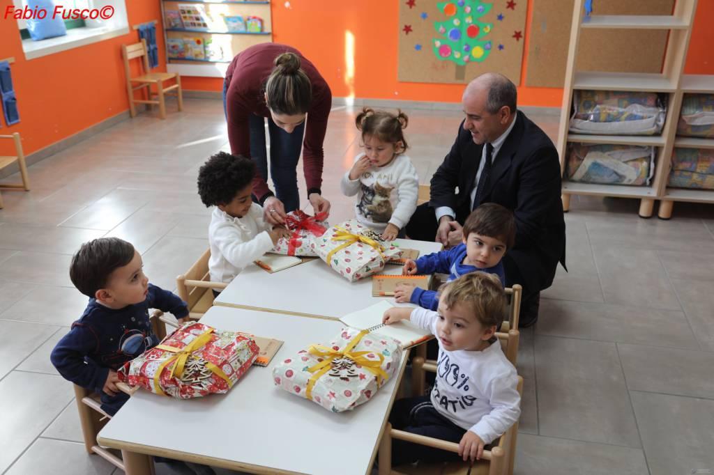 """Positano - Praiano. La recita di Natale della scuola d'infanzia a Montepertuso: """"Il Presepe lo facciamo noi"""""""
