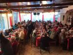 Pranzo di Natale degli anziani con gli zampognari a Positano