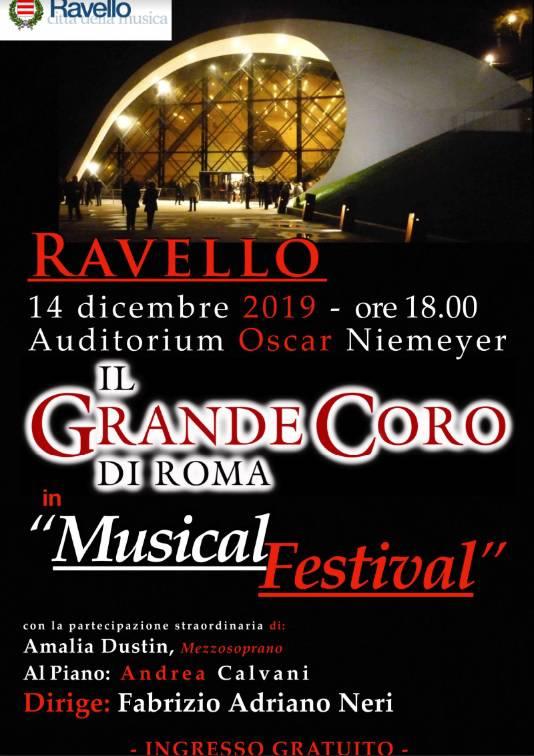 ravello concerto 14 dicembre