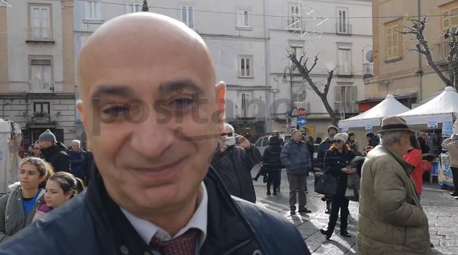 sindaco iaccarino piazza cota