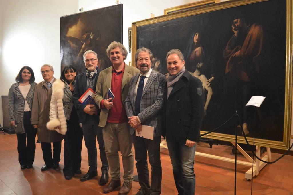 Sorrento. Il Museo Correale presenta le 4 opere restaurate dalla Regione