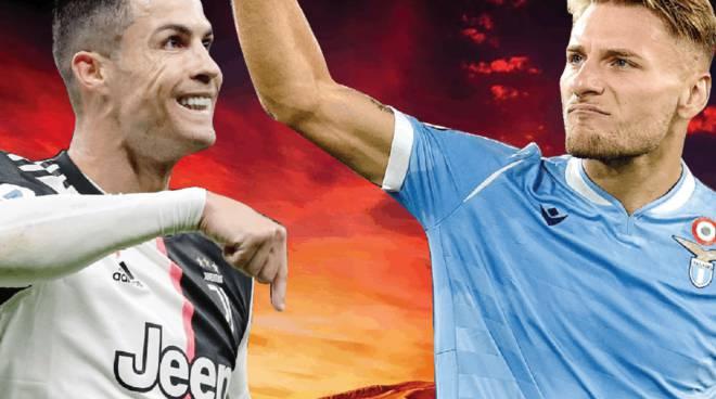 Supercoppa Juventus -Lazio  A RIYADKing Saud University Stadium, ora italiana 17.45