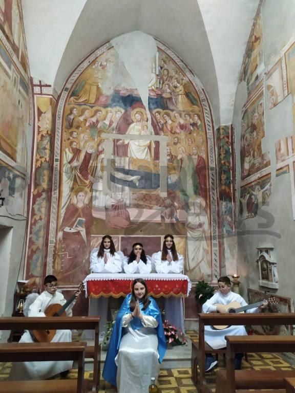 """Vico Equense. """"Una luce per Santa Lucia"""" a Massaquano"""