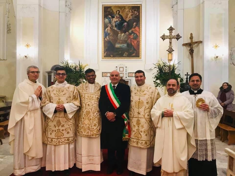 Agerola messa di Sant'Antonio