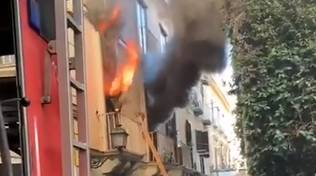 incendio sorrento