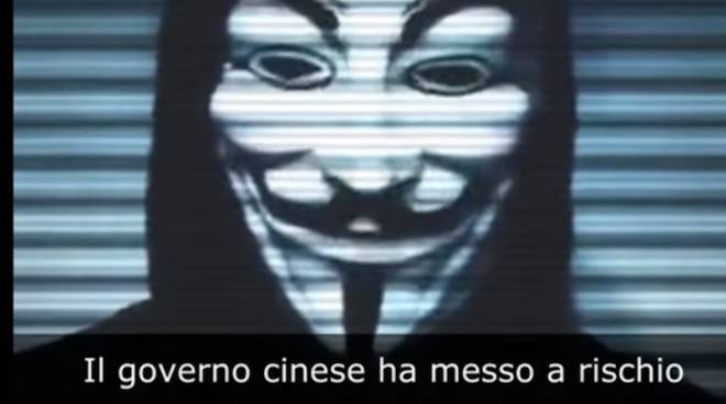 Coronavirus, tra fake news e realtà: il messaggio di Anonymous