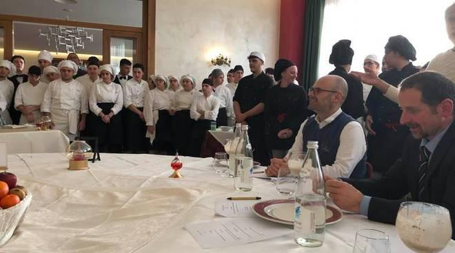 Costiera Amalfitana in Abruzzo: Mons Michele Fusco e l'Alberghiero di Maiori a Roccaraso