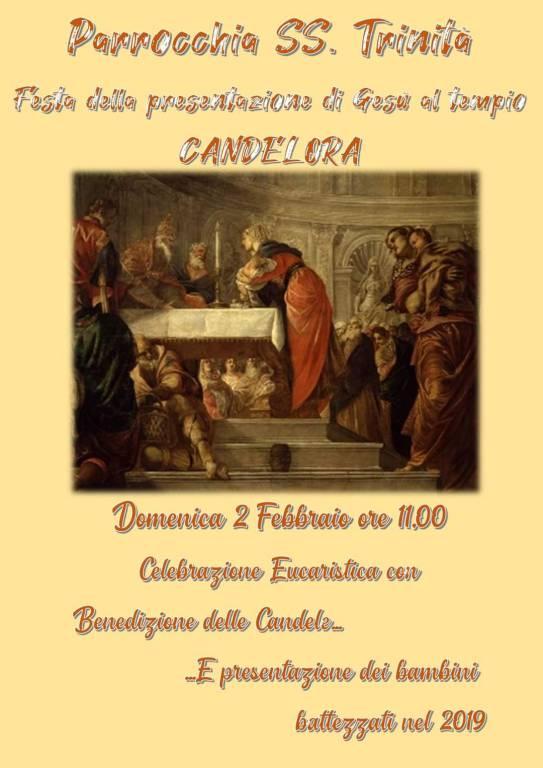 Festa della presentazione di Gesù al Tempio a Piano di Sorrento