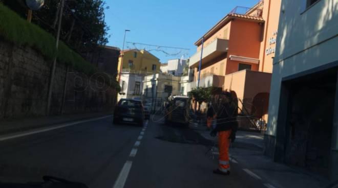 lavori corso italia