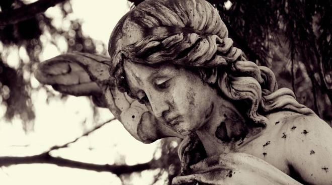 Lutto per Maddalena Tenebre