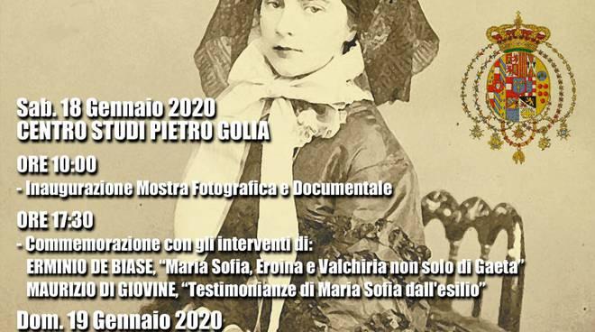 Maria Sofia di Borbone