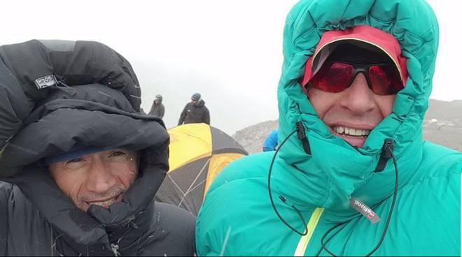 Michele Petrone e Sergio Punzi