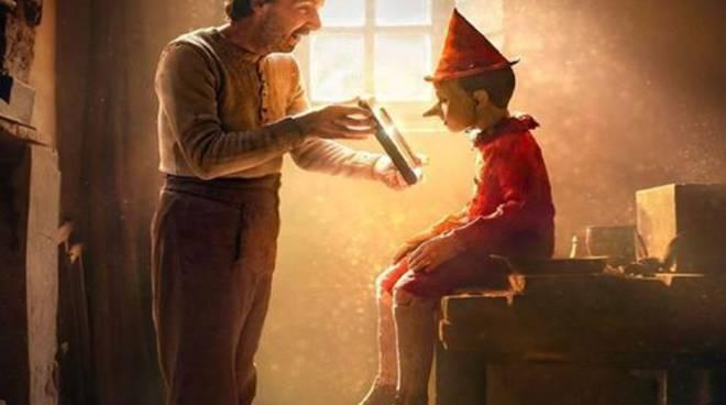 Pinocchio a Sorrento