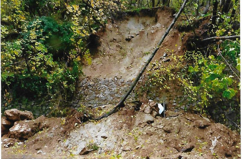 rischio idrogeologico costiera