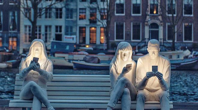 scultura amsterdam