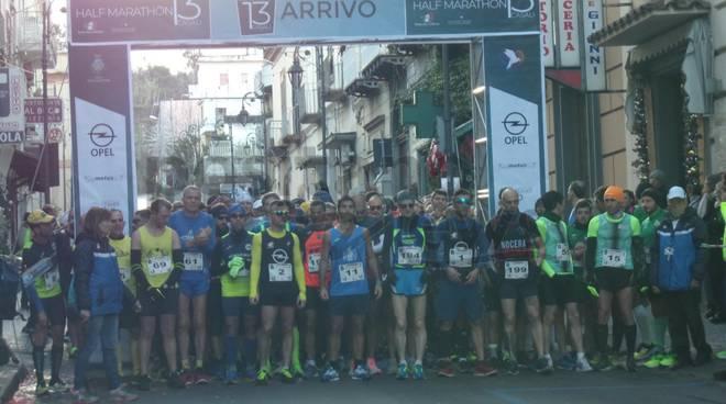 """Vico Equense, Maratona """"13 Casali"""""""