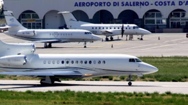 Aeroporto di Salerno-Costa d'Amalfi.