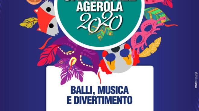 Agerola. Carnevale 2020: balli, musica e divertimento!