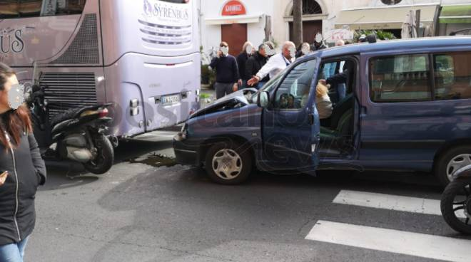 incidente sant'agnello