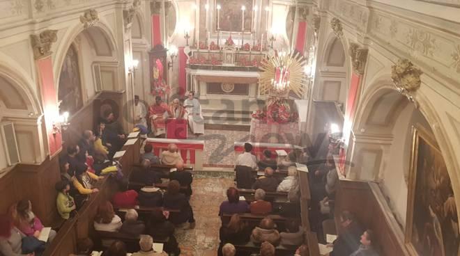 Amalfi. I festeggiamenti per San Biagio.