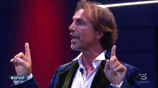 Paolo e Clizia, Massimo Ciavarro preoccupato a Verissimo: