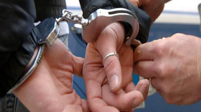 Arresto a Castellammare