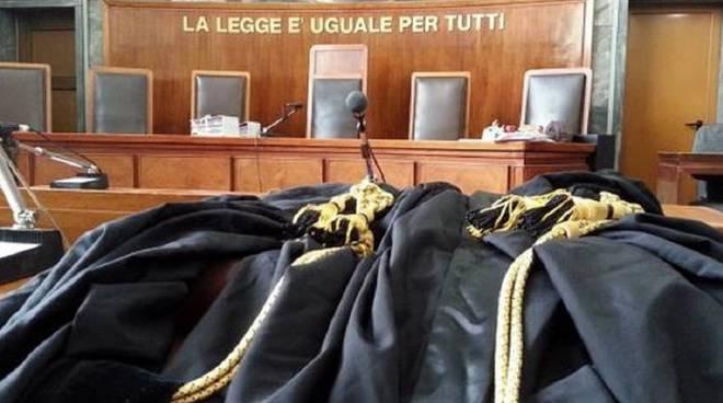 aula giudiziaria