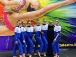 Ginnastica Ritmica, bene Evoluzione Danza Angri in serie B nazionale