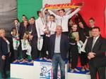 Ginnastica Ritmica, Juvenilia Cava dè Tirreni sul podio interregionale di Serie C