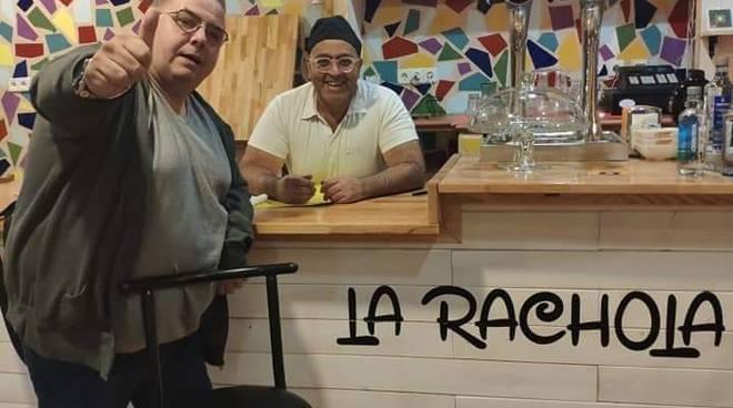 La cucina italiana all\'estero con Agostino La Ragione