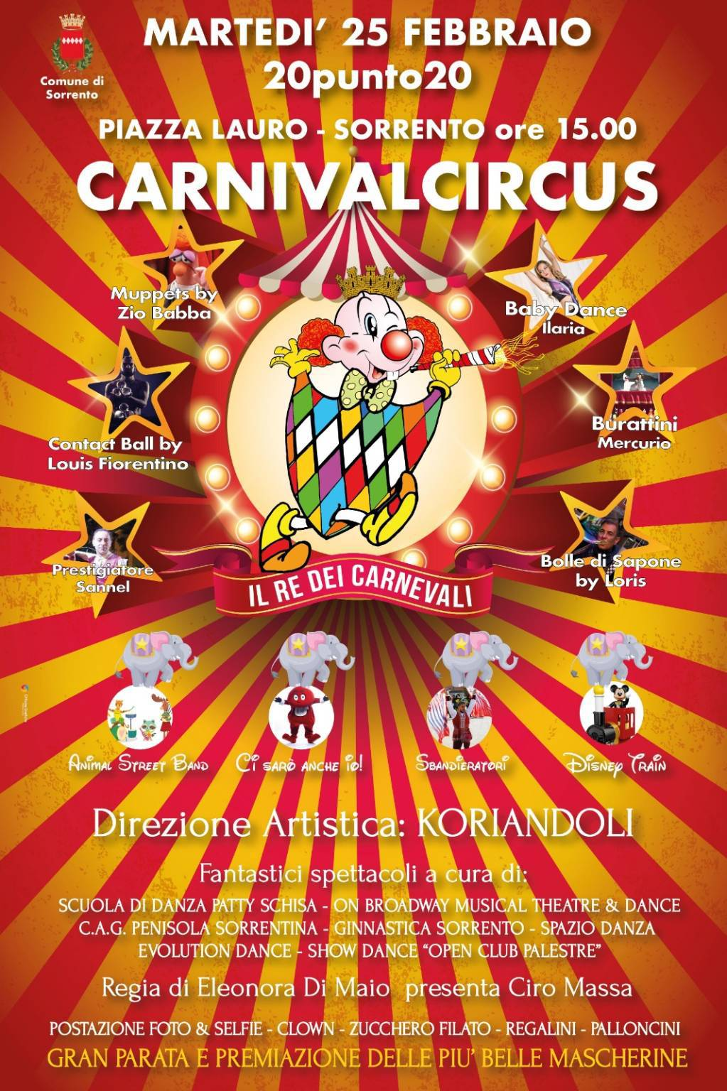 carnivalcircus sorrento