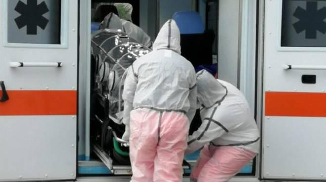 Coronavirus ospedale Cava de' Tirreni