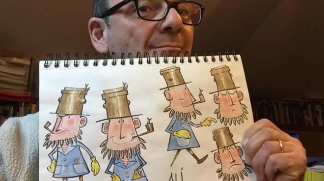fumettista enzo lauria
