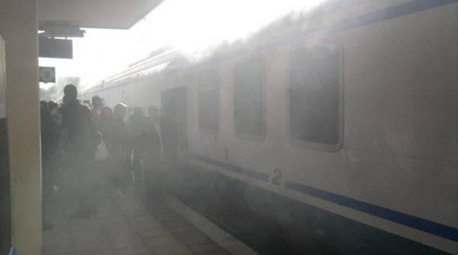 fumo treno