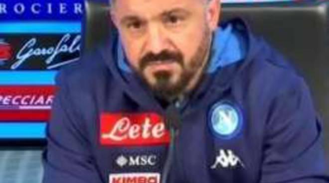 Napoli - Coppa Italia - 12 febbraio 2020